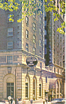 Sheraton Mt Royal Hotel Montreal Quebec Canada p18974