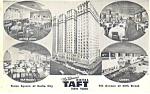 Hotel Taft, New York City, New York