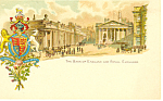 Click here to enlarge image and see more about item p18997: Bank of England and Royal Exchange