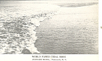 Famed Tidal Bore, Falmouth, Nova Scotia Postcard