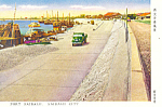 Port Saidaiji, Saidiji City, Japan Postcard