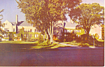 Plattsburg State Teachers College, New York   Postcard