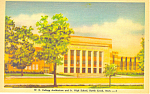 Click here to enlarge image and see more about item p19083: Kellogg Jr High School Battle Creek MI Postcard p19083