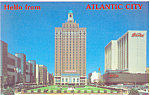 Park Place, Atlantic City, New Jersey Postcard