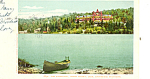 The Ampersand, Saranac Lake, NY Postcard 1905