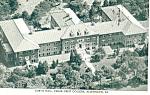 Cedar Crest College, Allentown,PA Postcard 1949