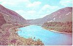 Delaware Water Gap,Poconos,PA Postcard