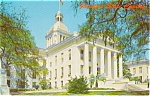 Click here to enlarge image and see more about item p1919: State Capitol Tallahassee FL  Postcard