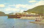 Alaska Marine Highway Ferry Postcard