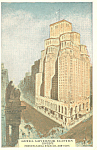 Hotel Governor Clinton New York City NY Postcard p19291