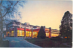 Stevensville Country Club  Swan Lake  NY Postcard p19297