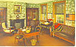 Study, Wheatland, Lancaster,PA Postcard