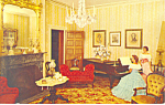 Drawing Room, Wheatland, Lancaster,PA Postcard