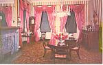 Dining Room, Wheatland, Lancaster,PA Postcard