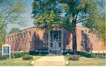 North Museum, Franklin Marshal College Postcard