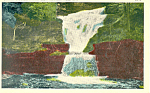 Havana Glen Montour Falls New York Postcard p19314