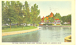 Wellesley Island Farm Thousand Islands New York Postcard p19327
