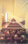 Click here to enlarge image and see more about item p19464: Interior Crystal Cathedral, Garden Grove, California