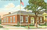 US Post Office, Morehead City, North Carolina