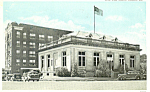 Click here to enlarge image and see more about item p19522: US Post Office Ruston  Louisiana p19522