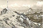 Click here to enlarge image and see more about item p19552: Nebelhorngiptel gegen Hochvogel Austria RPPC