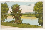 Louisville KY Ohio River Postcard p1955