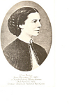 Click here to enlarge image and see more about item p19621: Clara Barton, Founder American Red Cross