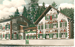 Oberammergau,Germany, Hansl und Gretl-Heim