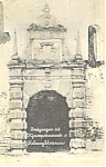 Click here to enlarge image and see more about item p19684: Denmark City ? Gate
