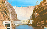 Click here to enlarge image and see more about item p19719: Boulder Dam Nevada Arizona p19719