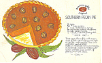 Click here to enlarge image and see more about item p19799: Grandma Gold's Southern Pecan Pie Recipe