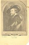 Van Dyek, P P Rubens