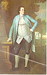 William Paca Charles Wilson Peale Postcard p19855