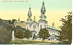 Click here to enlarge image and see more about item p19863: Basilica Ste Anne de Beaupre Quebec Canada p19863