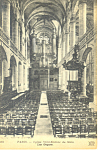 Click here to enlarge image and see more about item p19868: Eglise Saint Etienne du MOnt Les Orgues