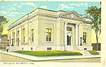 Click here to enlarge image and see more about item p19884: Post Office Willimantic Connecticut p19884