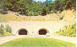 Click here to enlarge image and see more about item p19885: West Rock Tunnel Wilbur Cross Parkway Connecticut p19885