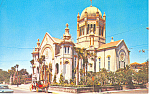 Flagler Memorial Church, St Augustine, Florida