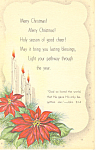 Click here to enlarge image and see more about item p19957: Merry Christmas John 3:16