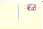 UX52 4 Cent Blue/Red US Coast Guard Postal Card