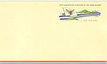 UXC6 6 Cent Virgin Island Postal Card
