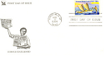 Click here to enlarge image and see more about item p20088: #2080-20 cent Hawaii Statehood FDC Cachet