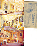 Click to view larger image of Raphael Tuck Windsor Castle Set Six Cards Rare p21000 (Image1)