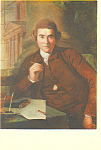 William Buckland Charles Wilson Peale Postcard p21128