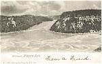 Niagara Falls Whirlpool Postcard 1905