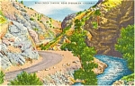 Click here to enlarge image and see more about item p2119: Bear Creek Canyon CO Postcard p2119