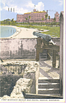 Click here to enlarge image and see more about item p21228: Fort Montagu Beach and Hotel, Nassau,Bahamas