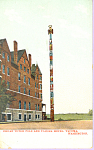 Indian Totem Pole Hotel Tacoma Tacoma,WA p21236