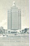 Hotel Claridge Atlantic City  New Jersey p21237