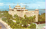 Click here to enlarge image and see more about item p21247: British Colonial Hotel  Nassau,Bahamas
